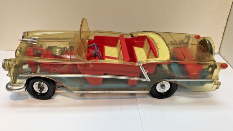ITC Model / Ideal Toy Co. 1956 Oldsmobile Starflite 4710