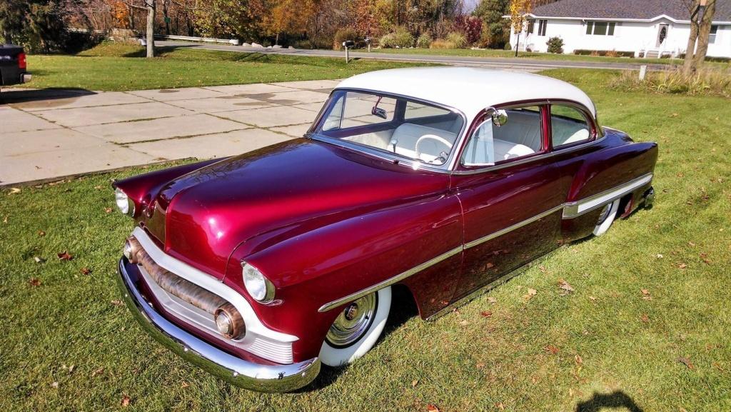 Chevy 1953 - 1954 custom & mild custom galerie - Page 17 47682111
