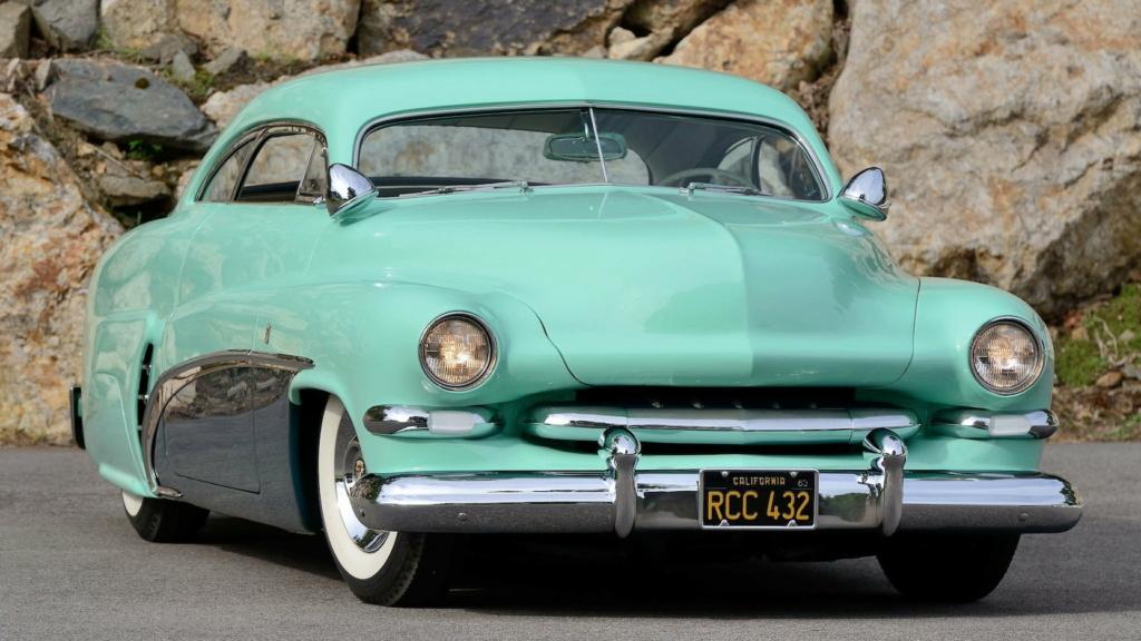 1951 Mercury - Hirohata's Merc - Sam & George Barris 48-16310