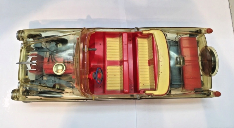 ITC Model / Ideal Toy Co. 1956 Oldsmobile Starflite 4810