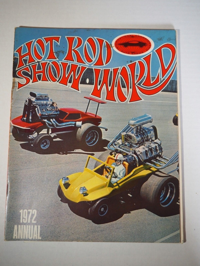 Hot Rod Show World Annual 4813