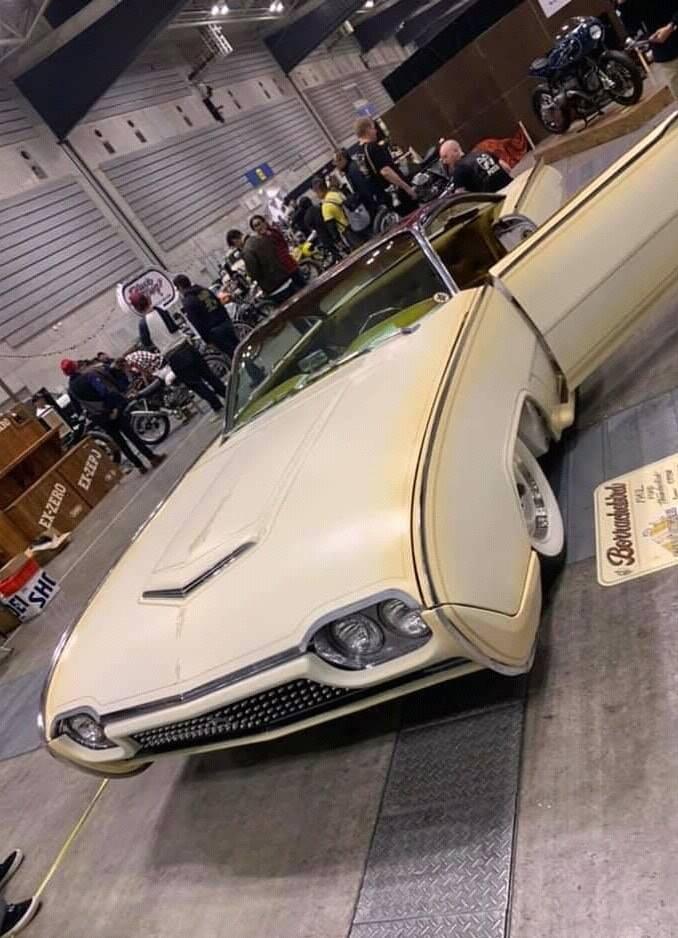 Ford Thunderbird 1961 - 1963 custom & mild custom - Page 4 48339910