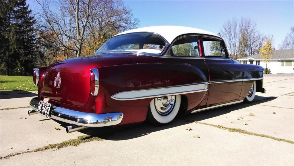 Chevy 1953 - 1954 custom & mild custom galerie - Page 17 48356610