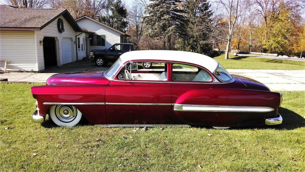 Chevy 1953 - 1954 custom & mild custom galerie - Page 17 48371110