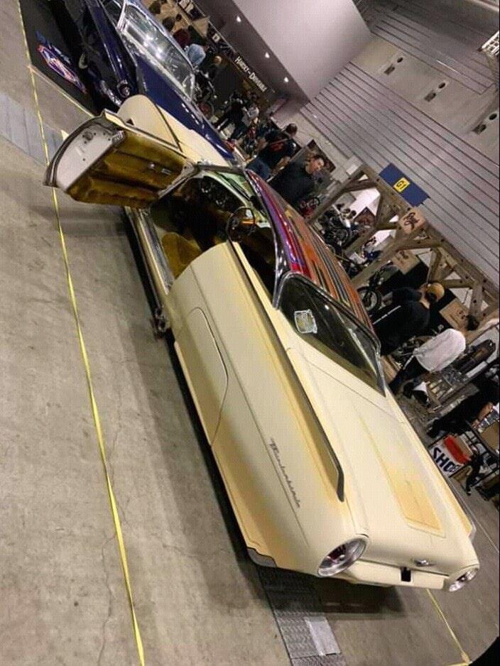 Ford Thunderbird 1961 - 1963 custom & mild custom - Page 4 48388910