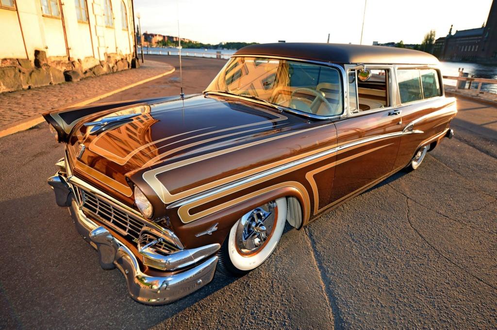Ford 1955 - 1956 custom & mild custom - Page 7 48420010