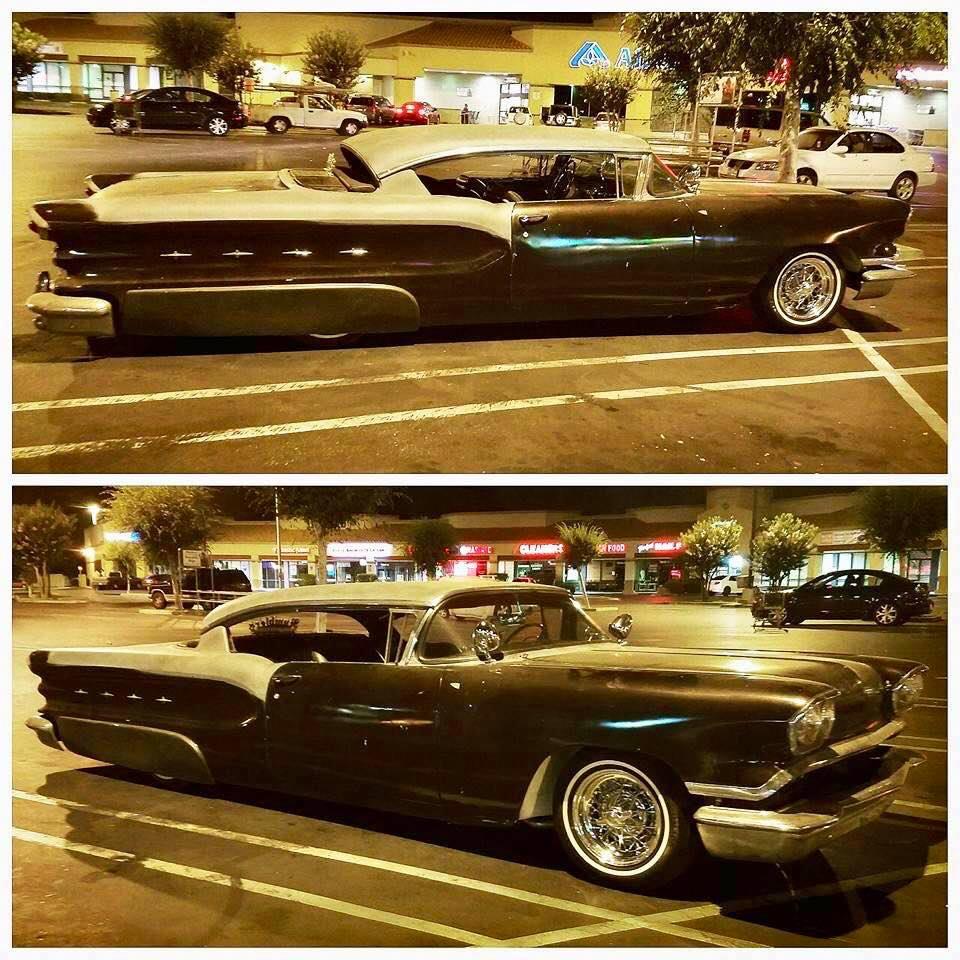 Pontiac 1955 - 1958 custom & mild custom - Page 3 48997510