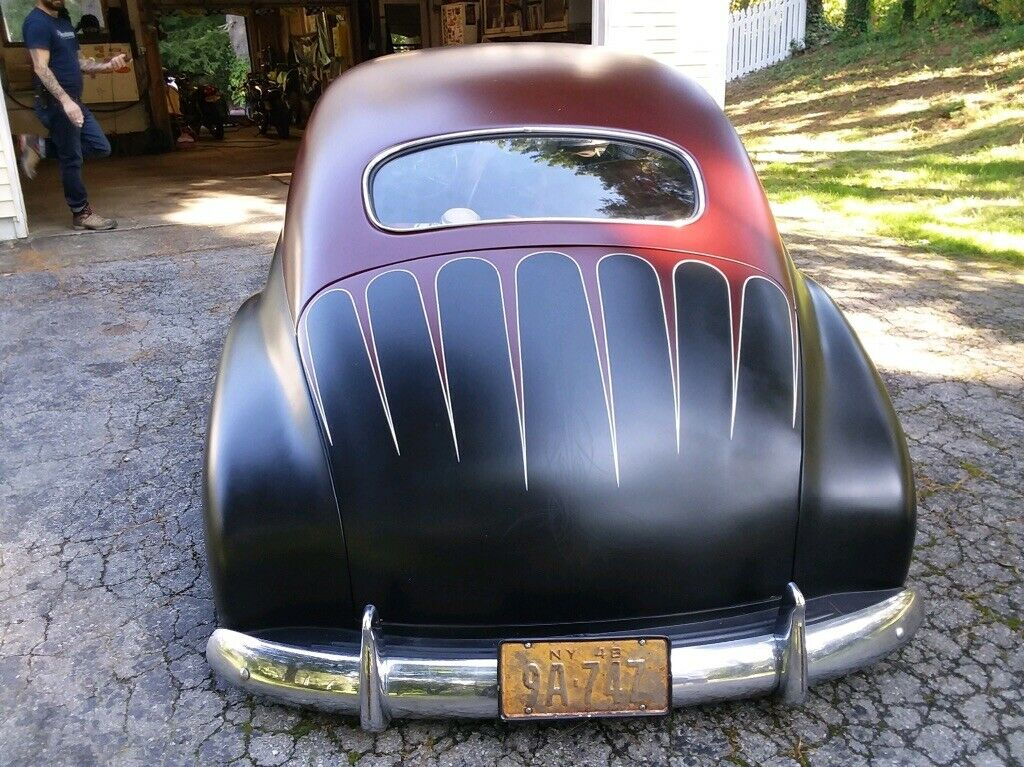 Chevrolet 1946 - 48 custom & mild custom - Page 2 48chev11