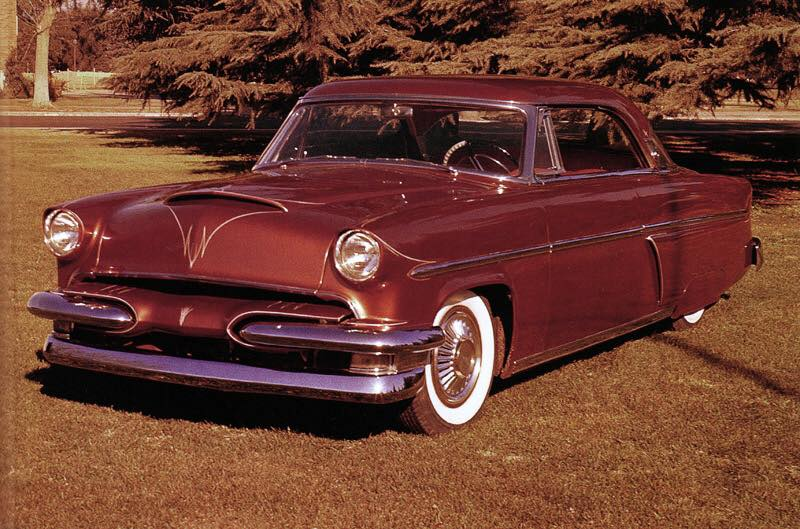 1954 Mercury - Richard Soderquist 49008910