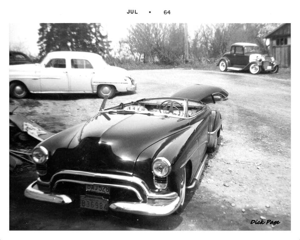 Oldsmobile 1948 - 1954 custom & mild custom - Page 7 49033010