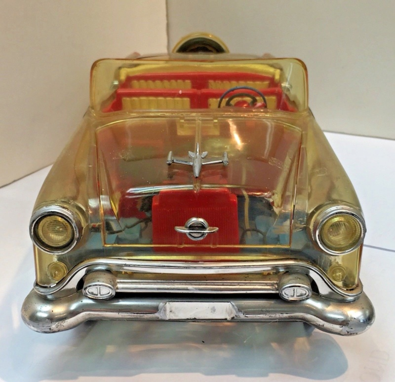 ITC Model / Ideal Toy Co. 1956 Oldsmobile Starflite 4910