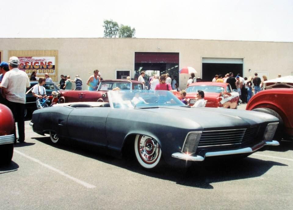 Buick Riviera 1963 - 1965 custom & mild custom - Page 3 49203610