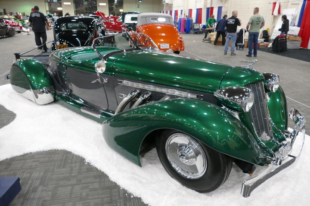 The Phantom - Auburn Boatail Speedster 1936 - John d'Agostino - Anders Jacobsson 49455010