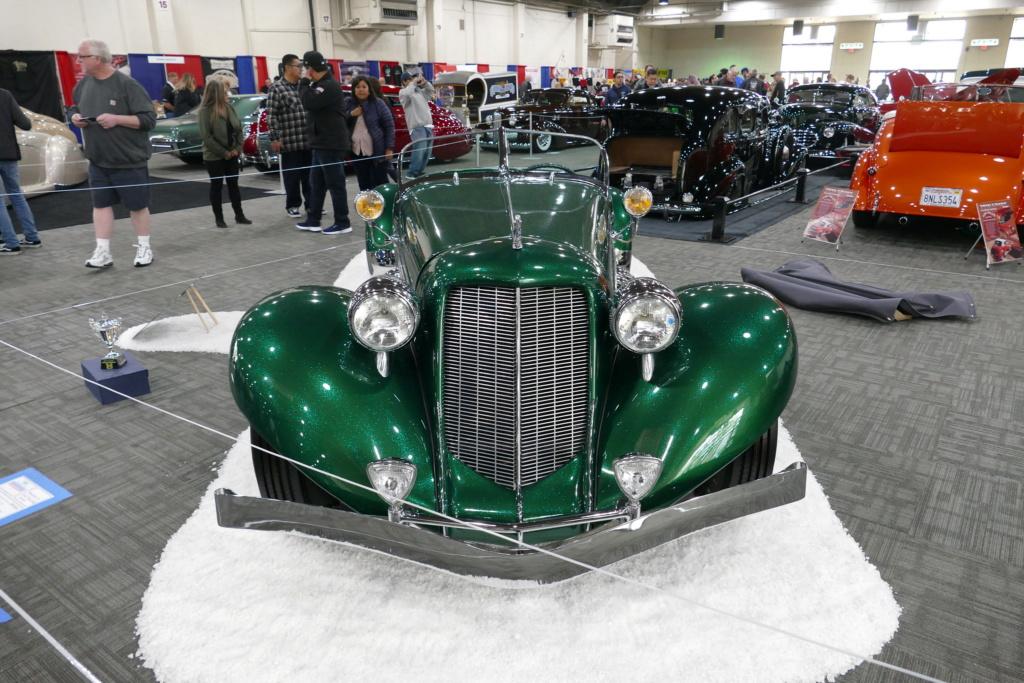 The Phantom - Auburn Boatail Speedster 1936 - John d'Agostino - Anders Jacobsson 49455011