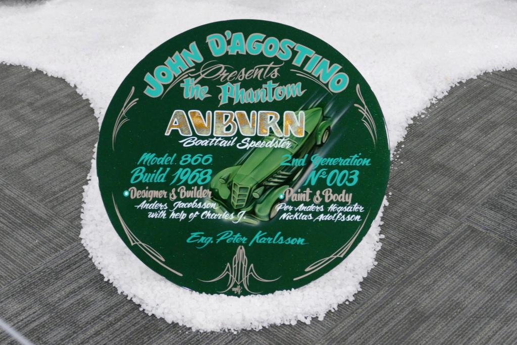 The Phantom - Auburn Boatail Speedster 1936 - John d'Agostino - Anders Jacobsson 49455510