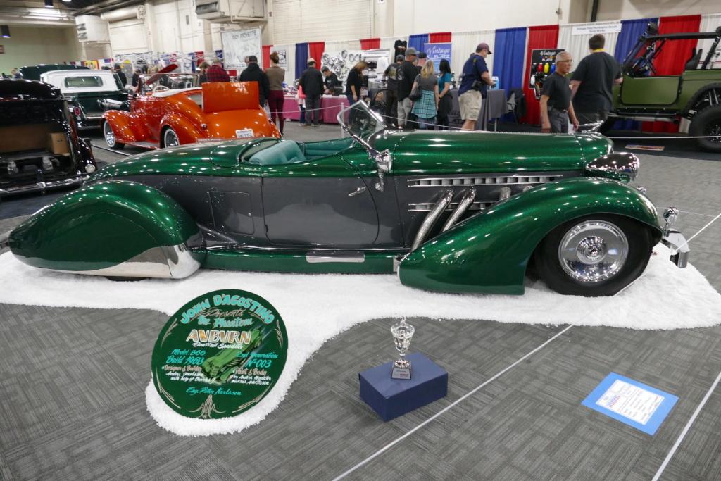 The Phantom - Auburn Boatail Speedster 1936 - John d'Agostino - Anders Jacobsson 49455511