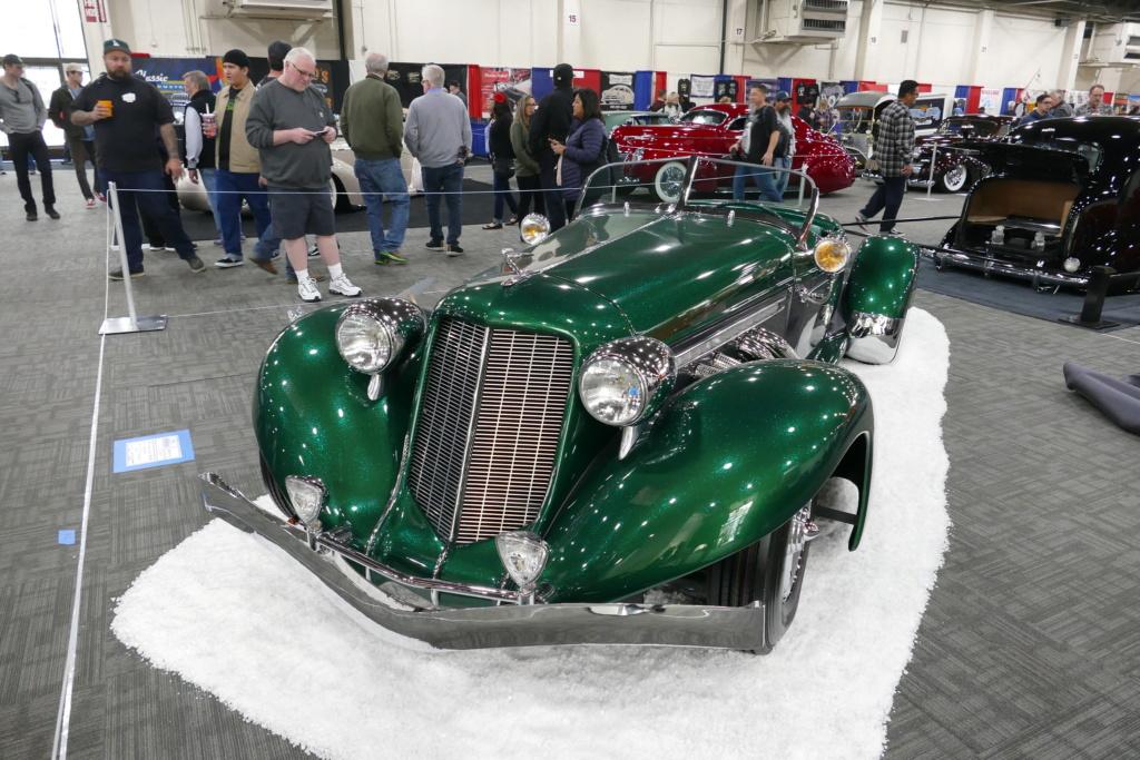 The Phantom - Auburn Boatail Speedster 1936 - John d'Agostino - Anders Jacobsson 49455710
