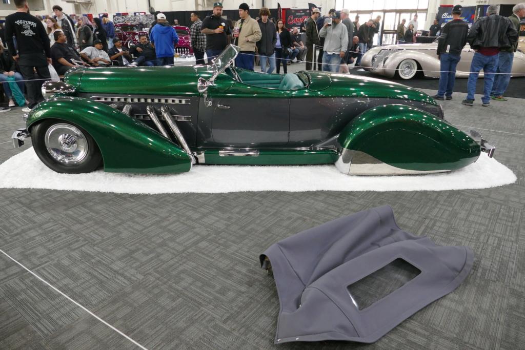 The Phantom - Auburn Boatail Speedster 1936 - John d'Agostino - Anders Jacobsson 49455711