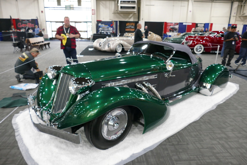 The Phantom - Auburn Boatail Speedster 1936 - John d'Agostino - Anders Jacobsson 49455712