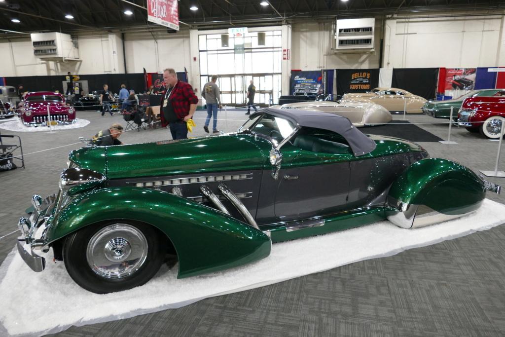 The Phantom - Auburn Boatail Speedster 1936 - John d'Agostino - Anders Jacobsson 49455713