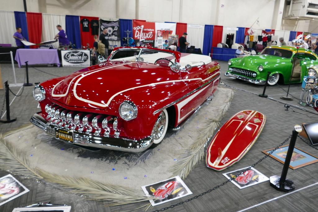 1951 Mercury Convertible - Hot Sled - Harold Saul - Dean & Son Fullerton 49460110