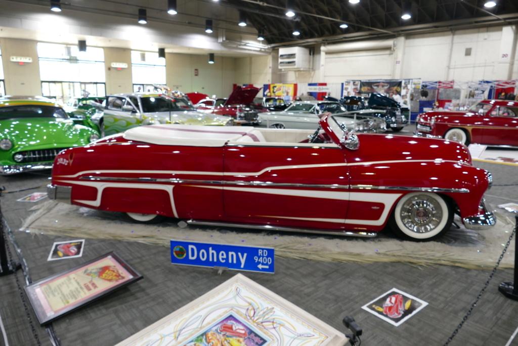 1951 Mercury Convertible - Hot Sled - Harold Saul - Dean & Son Fullerton 49460510