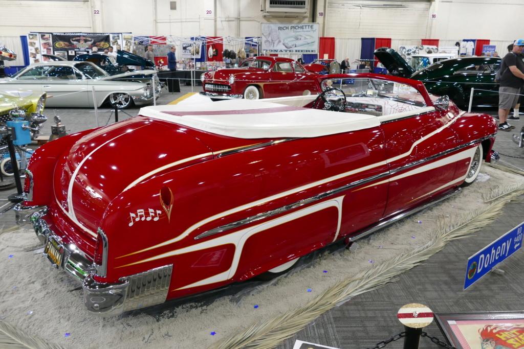 1951 Mercury Convertible - Hot Sled - Harold Saul - Dean & Son Fullerton 49460512