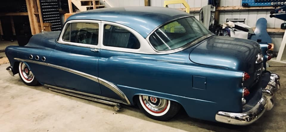 Buick 1950 -  1954 custom and mild custom galerie - Page 9 49465110