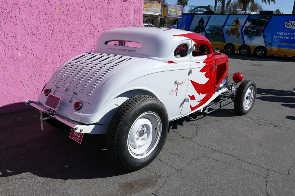 1934 Ford Coupe Hot rod - Holy hell - Torquers Tacoma 49531615