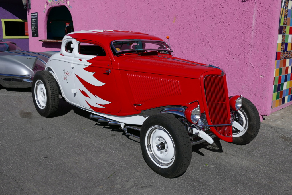 1934 Ford Coupe Hot rod - Holy hell - Torquers Tacoma 49532110