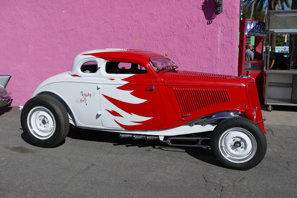 1934 Ford Coupe Hot rod - Holy hell - Torquers Tacoma 49532112