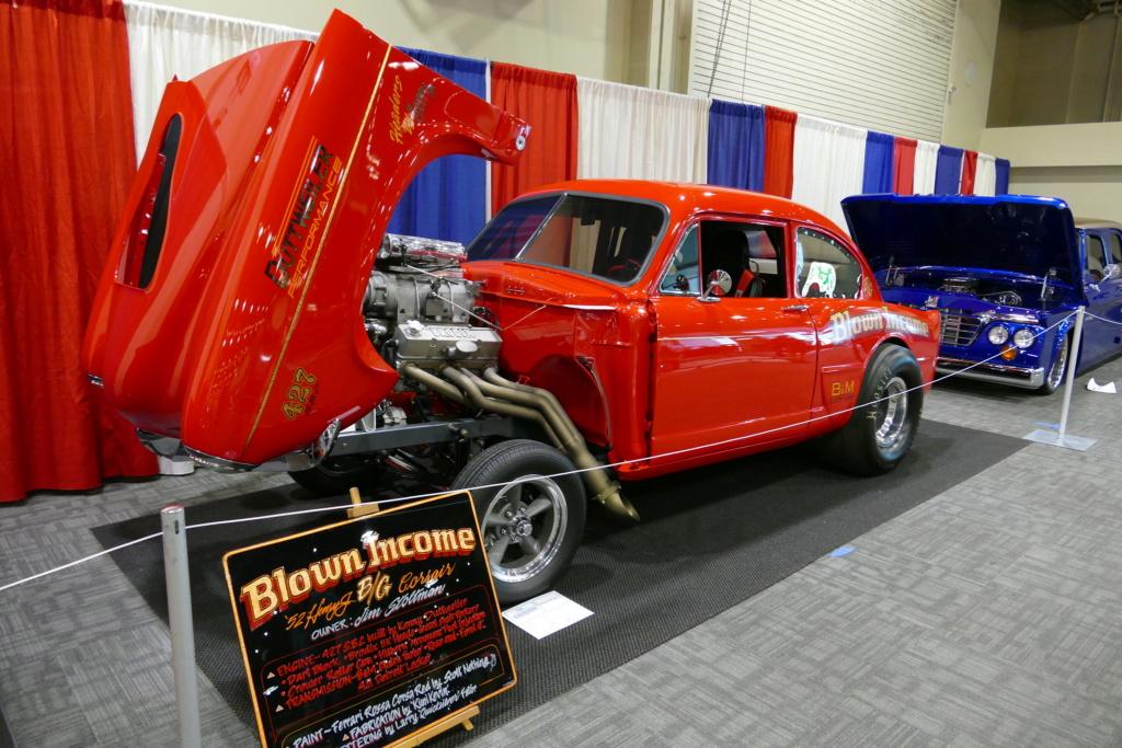 1952 Henry J Corsair Gasser - Blown Income - Jim Stotman - B/G 49536713