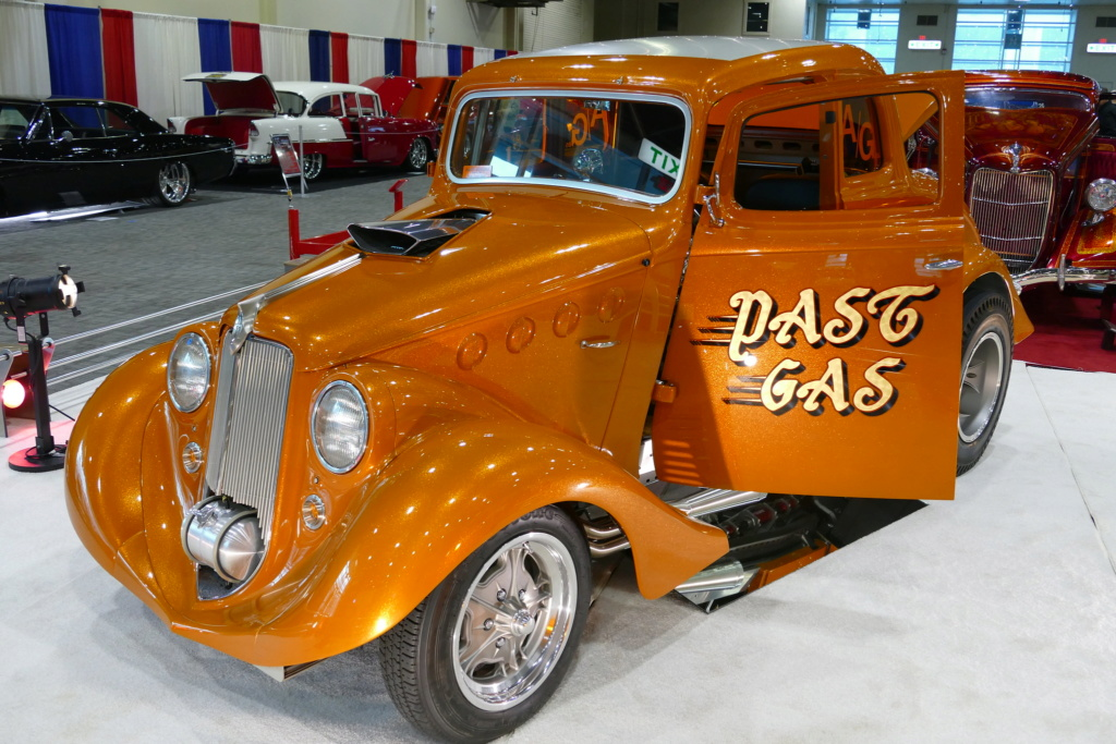 1933 Willys coupe Gasser - Past gas 49537020