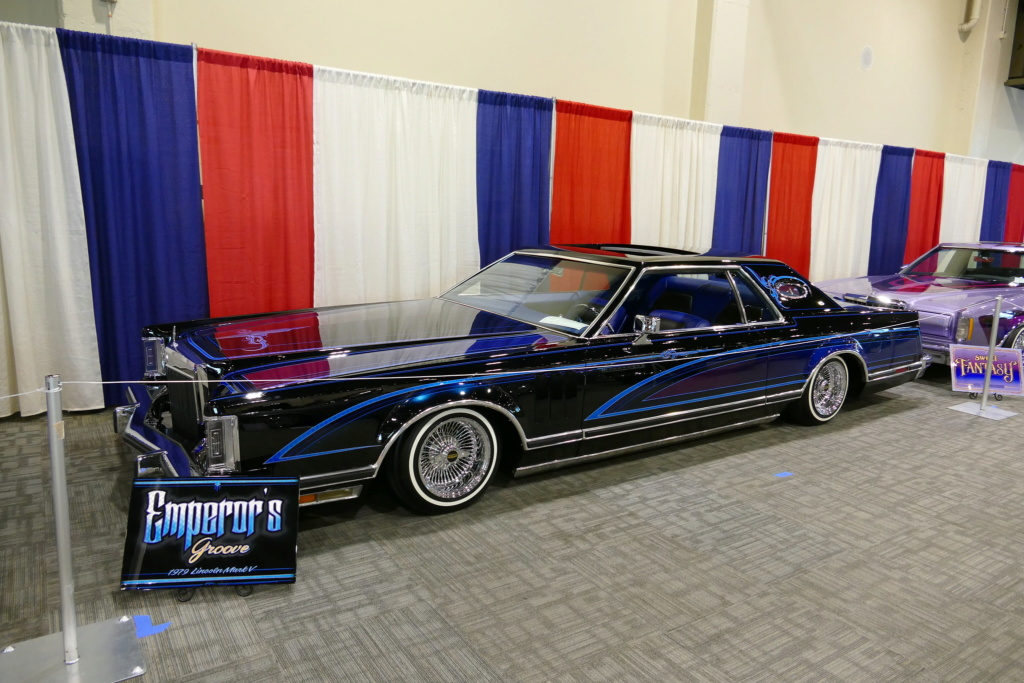 Lincoln Continental Mark 3, 4 & 5 Low Rider 49545810