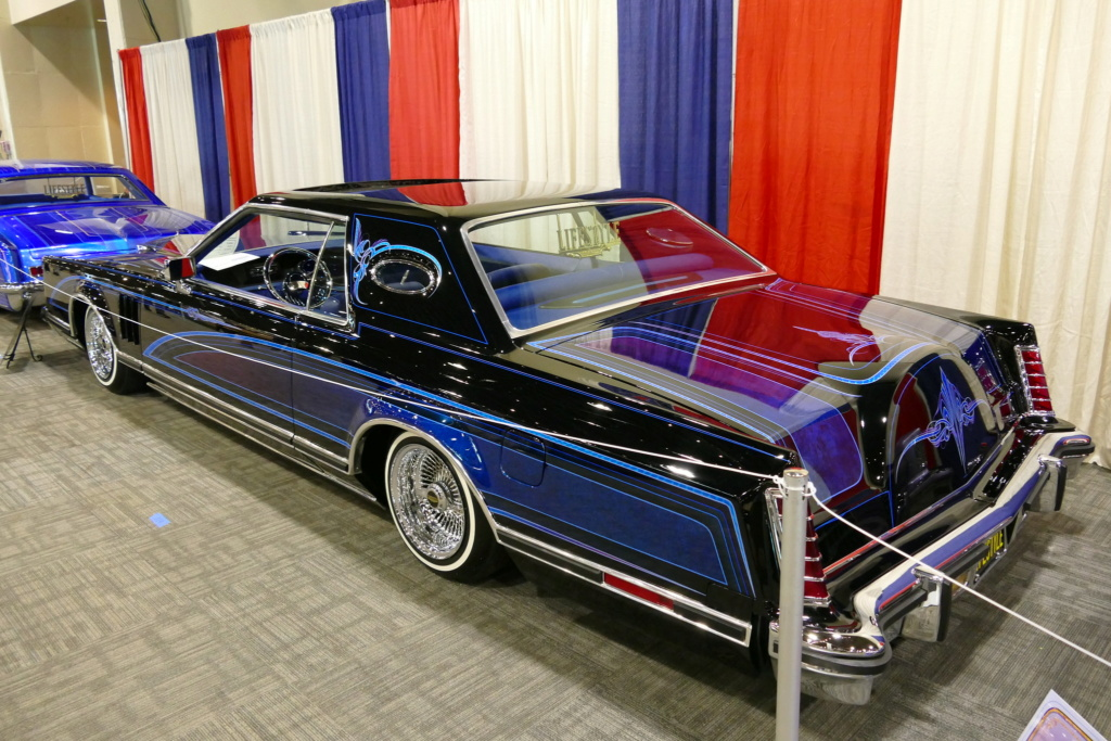 Lincoln Continental Mark 3, 4 & 5 Low Rider 49546310