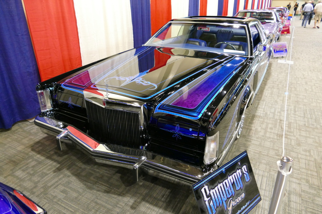 Lincoln Continental Mark 3, 4 & 5 Low Rider 49546510