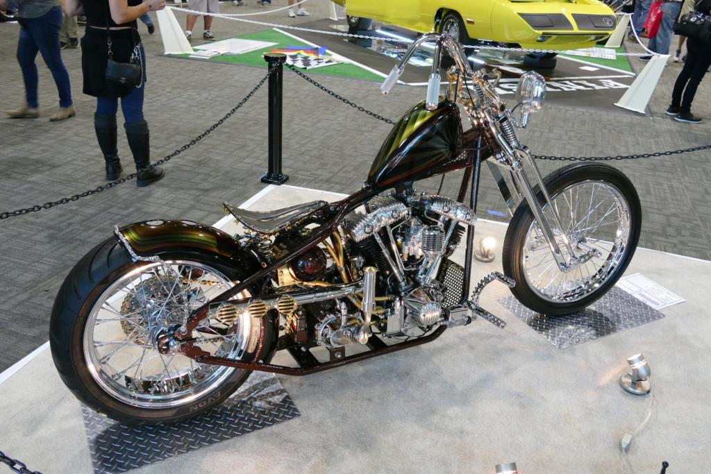 1976 Shovelhead - Chopper - Gino & Denise Llaqua  49548115