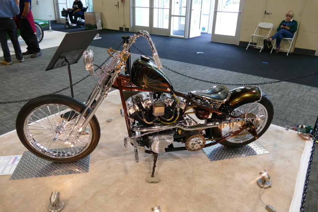 1976 Shovelhead - Chopper - Gino & Denise Llaqua  49548116