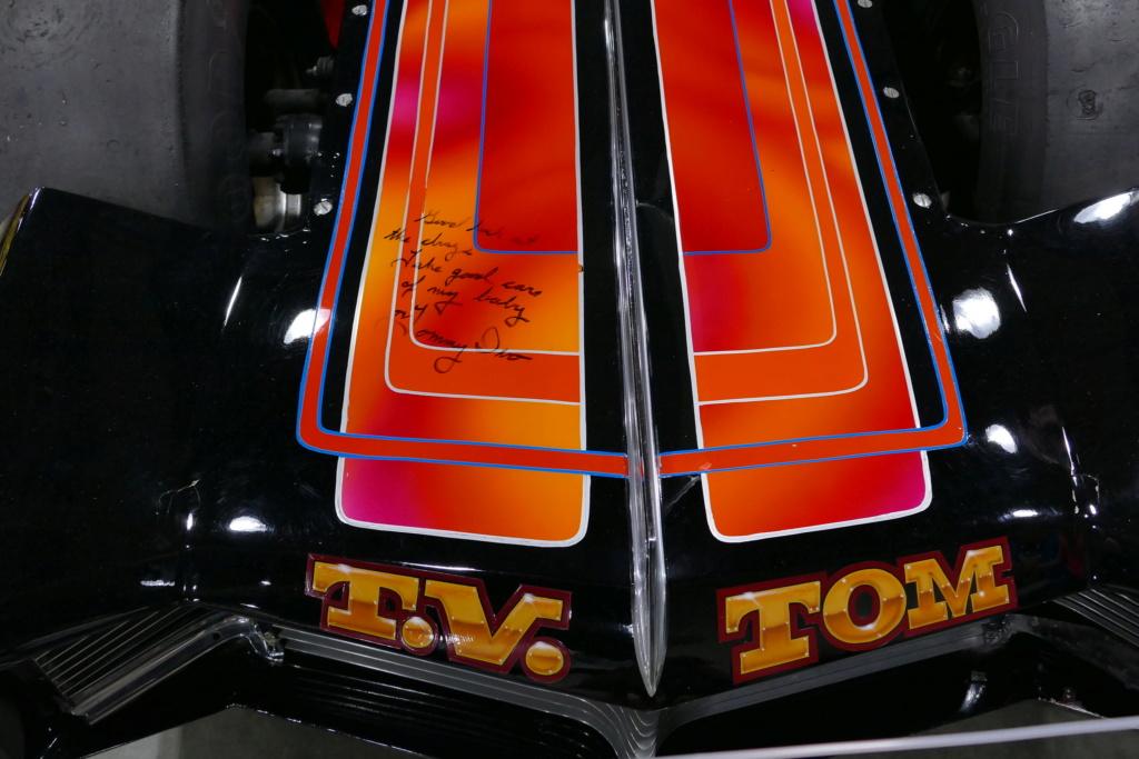 Tommy Ivo 'T.V.' Showboat - dragster with four (4) V8 49556310