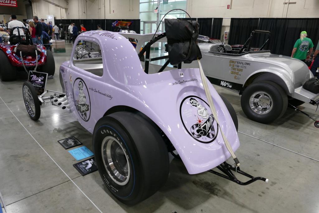 Fiat Topolino - Magic Muffler - AA/FA - Bill Corbet - Ran 1965 - 1968 49560113