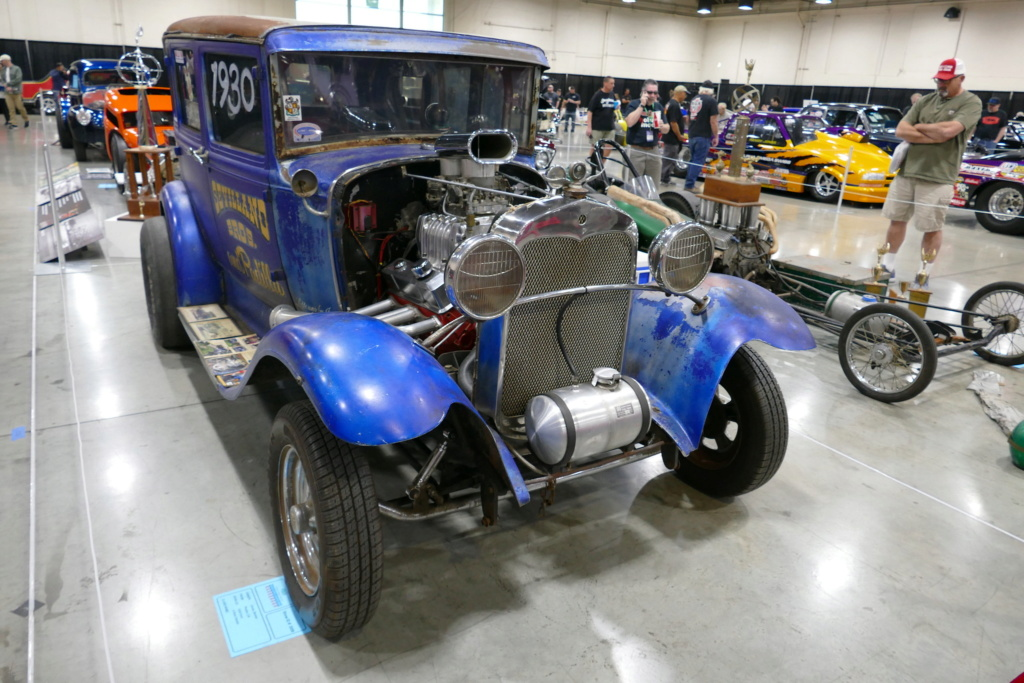 1930 Ford Gasser - Sevillano Bros and Padilla 49560119