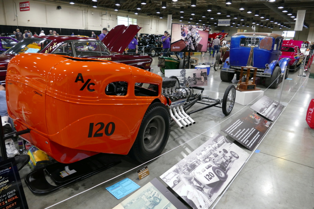 Martin Ruetz - A/Competition coupe - 31' Austin Body - '55 Chrysler Powerplant, 402 cubic inch 49560516
