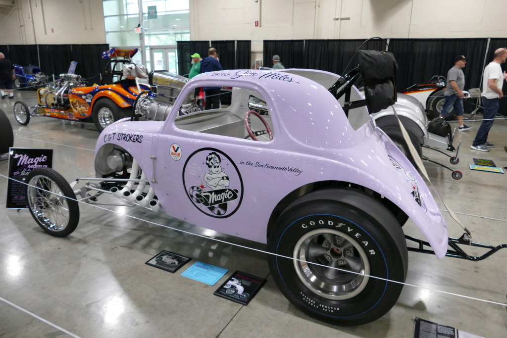 Fiat Topolino - Magic Muffler - AA/FA - Bill Corbet - Ran 1965 - 1968 49560610