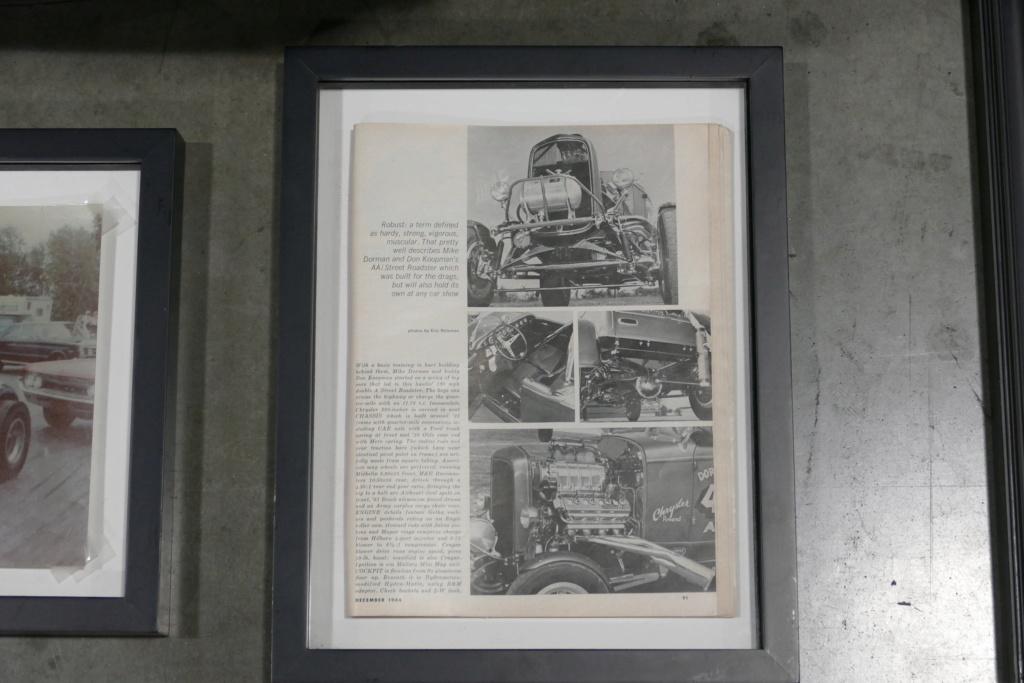 1932 Ford roadster - AA/SR - Chrysler Powered - Dorman -Koopman 49561911