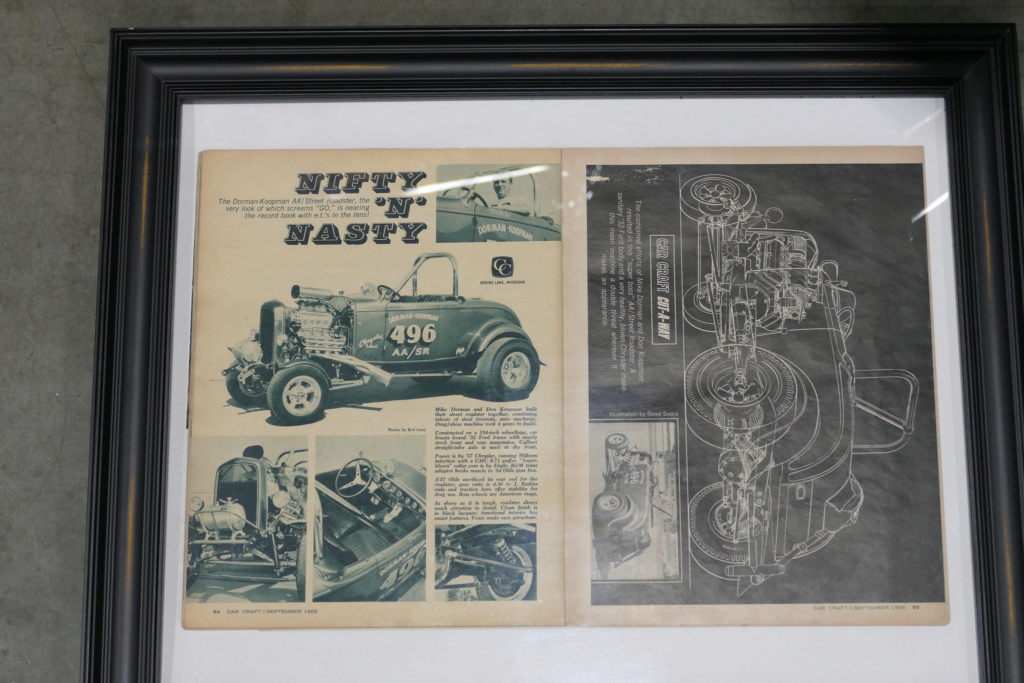1932 Ford roadster - AA/SR - Chrysler Powered - Dorman -Koopman 49561913