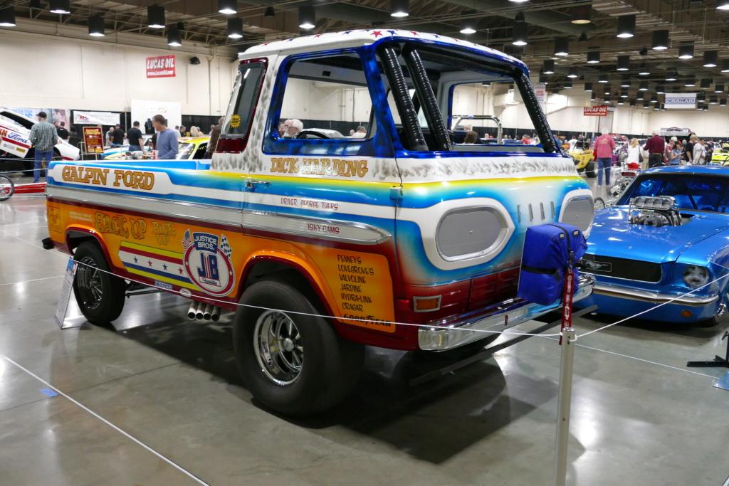 1965 Ford Econoline pick up - Dick Harding's Exibition Drag Race Wheelstanders 49562011
