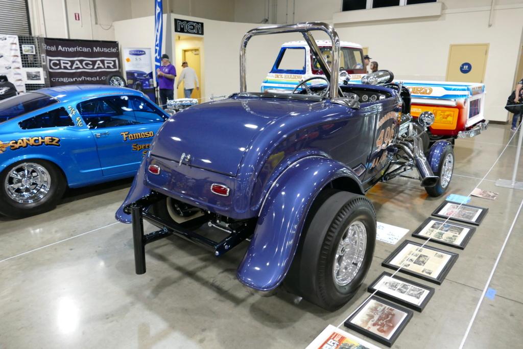 1932 Ford roadster - AA/SR - Chrysler Powered - Dorman -Koopman 49562411