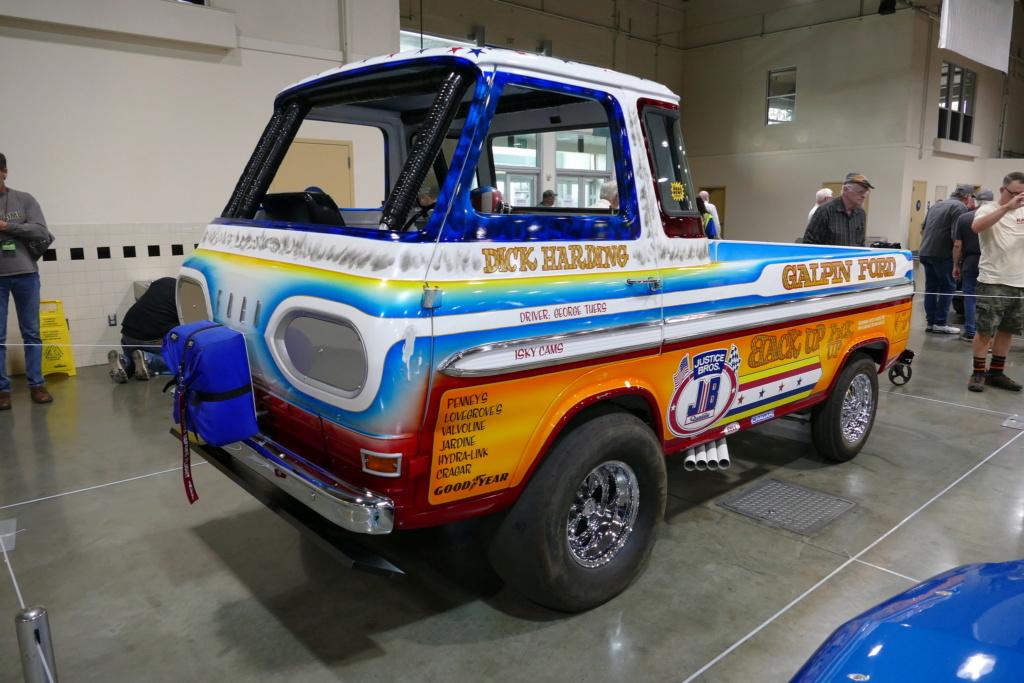 1965 Ford Econoline pick up - Dick Harding's Exibition Drag Race Wheelstanders 49562513