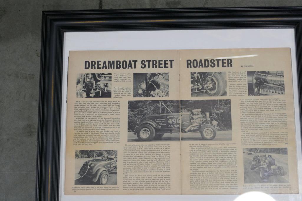 1932 Ford roadster - AA/SR - Chrysler Powered - Dorman -Koopman 49562610