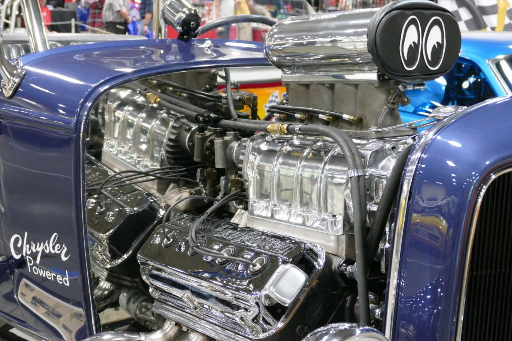 1932 Ford roadster - AA/SR - Chrysler Powered - Dorman -Koopman 49562611